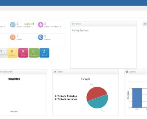 Ibercya - Plataforma web